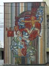 Фасад здания ТЮЗа. Фото Волгограда