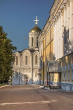 Фото Владимира. Палаты и Дмитриевский собор