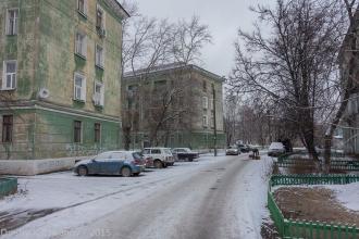 Старые дворики Дзержинска. Фото 2015 г.