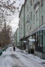 Во дворе дома 59 по пр. Ленина. Дзержинск