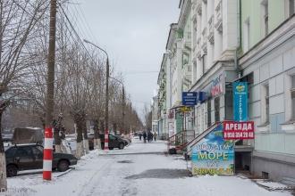 Дзержинск. Дом 61 по проспекту Ленина. Фото 2015 года