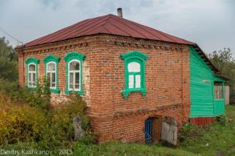 Село Толба. Старый каменный дом. Осень жизни