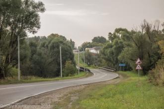 Село Толба. Мост через реку Толбинка. Фото