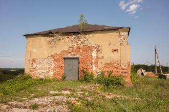 Восстановление церкви Дмитрия Солунского