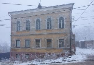 Улица Ильинская. дом 2. Фото старых домов Нижнего Новгорода