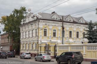 Улица Ильинская, 60. Нижний Новгород. Фото
