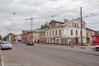 Ильинская, 74. Фотографии старых домов в Нижнем Новгороде