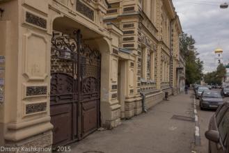 Улица Ильинская 61. Усадьба купца А.В.Макарова. Фото