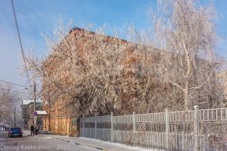 Дом 3. Университетский переулок. Нижний Новгород. Фото