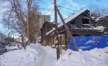 История и современность. Ул. Новосолдатская в Нижнем Новгороде