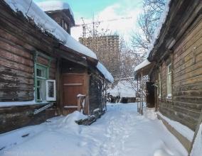 Ул. Новосолдатская. Нижний Новгород - город контрастов