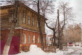 Дом №23. Улица Марата. Фото Нижнего Новгорода