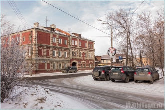 Дом №21. Улица Марата. Фото Нижнего Новгорода