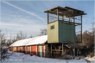 Оказывается где-то еще есть голубятни. Улица Афанасьева. Фото