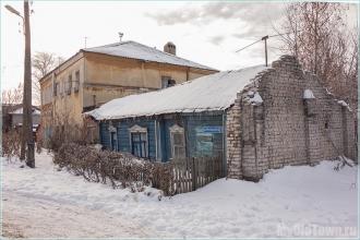 Фотографии старых домов. Улица Революционная. Нижний Новгород