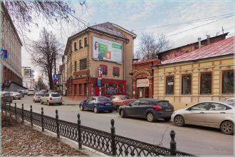 Улица Звездинка. Фото Нижнего Новгорода