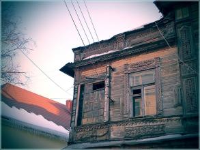 Фотографии дома №2 по улице Грузинской. Нижний Новгород