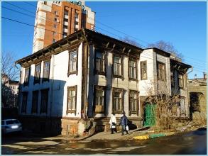 Улица Нижегородская, д. 23. Нижний Новгород