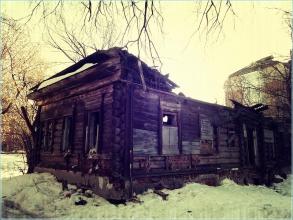Улица Нижегородская. Нижний Новгород