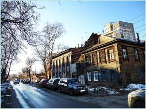 Нижегородская улица. Нижний Новгород
