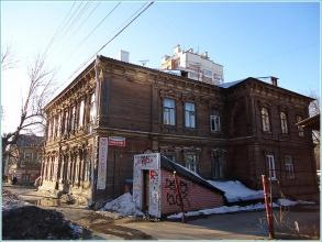 Улица Нижегородская, д. 19. Нижний Новгород