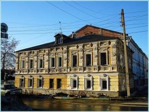 Улица Нижегородская, д. 25. Нижний Новгород