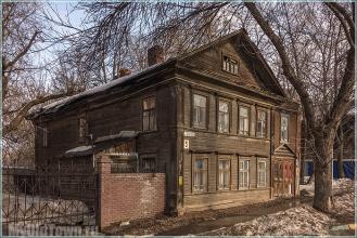 Улица Шевченко. Нижний Новгород. Фото