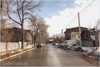 Шевченко улица