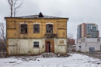 Улица Стрелка, д.9. Медвытрезвитель