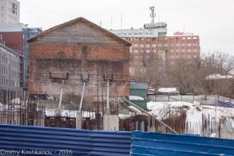 Старый дом номер 5 по Гранитному переулку. Нижний Новгород. Фото 2016 год
