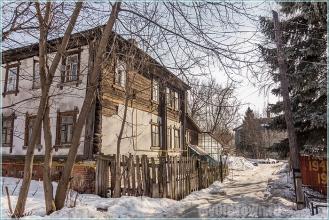 Большая Перекрестная улица. Фото Нижнего Новгороода