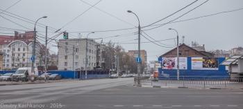 Большая Покровская улица. Деревянный дом №80. Фото 2015 года