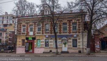 Большая Покровская, д. 68. Нижний Новгород. Фото 2015 года