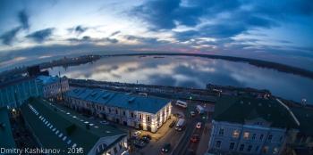 Рождественская улица. Нижний Новгород