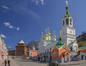 Фотографии Кожевенной улицы. Нижний Новгород