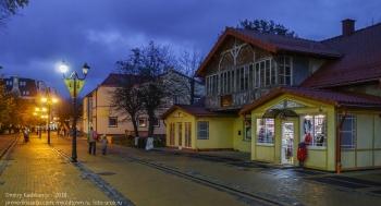 Фото достопримечательностей Зеленоградска Калининградской области