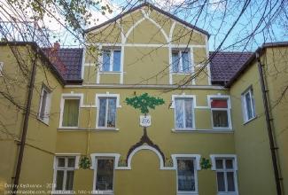 Зеленоградск. Бывший Кранц. Дом 1896 года постройки