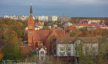 Осенний Зеленоградск