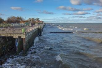 Зеленоградск. Набережная и Балтийское море