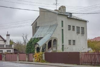 Багратионовск. Жилой дом на улице Багратиона
