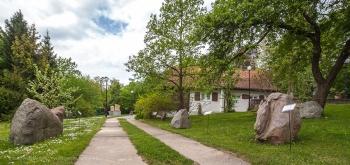 Парк при музее Германа Брахерта. Светлогорск