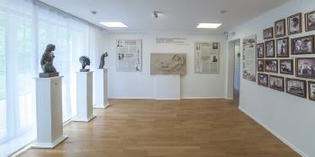 Светлогорск. Музей Германа Брахерта. Скульптура