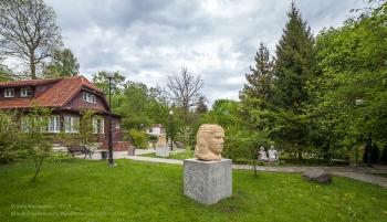 Дом-музей скульптора Германа Брахерта. Светлогорск