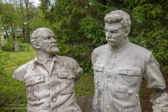 Фрагменты памятника