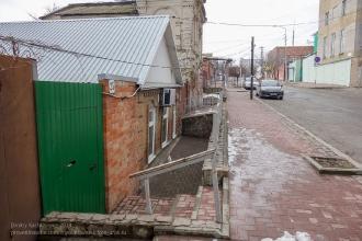 Старые дома на ул. Ленина. Ейск