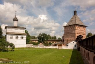 Суздаль. Спасо-Ефимьев монастырь. Фото