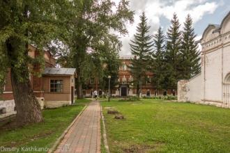 Суздаль. Ризоположенский монастырь