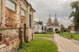 Суздаль. Ризоположенский монастырь. Фото