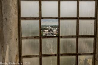 Суздаль. Преподобенская колокольня. Фото