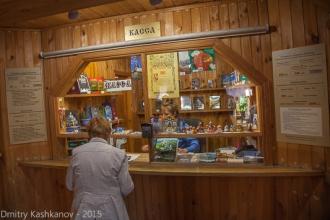Касса музея деревянного зодчества в Суздале
